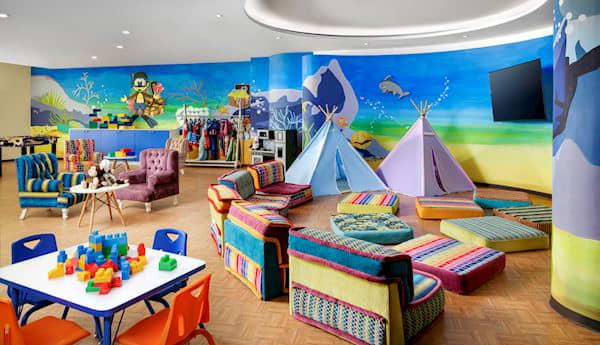 Kids' Club in Grand Velas Riviera Maya