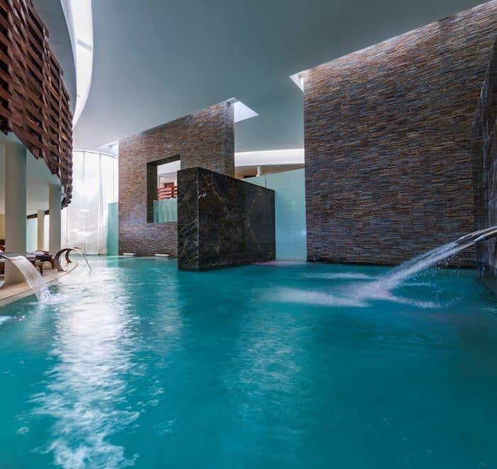 Grand Velas Riviera Maya Spa Water Journey