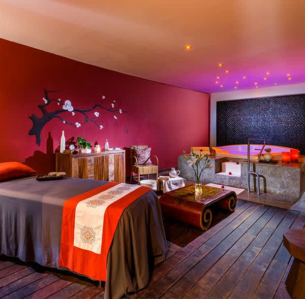 Tratamientos de Spa para la Novia en Grand Velas Riviera Maya