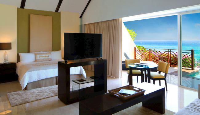 Grand Class Oceanfront of Grand Velas Riviera Maya