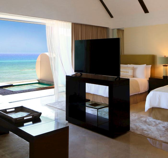 Grand Class Suites in Grand Velas Riviera Maya