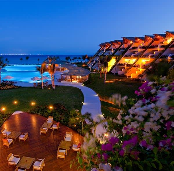 Grand Velas Riviera Maya - Jardín Ambassador
