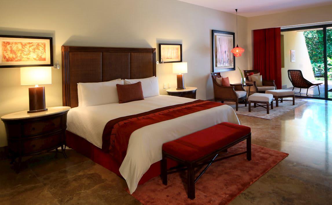 King Suite of Grand Velas Riviera Maya