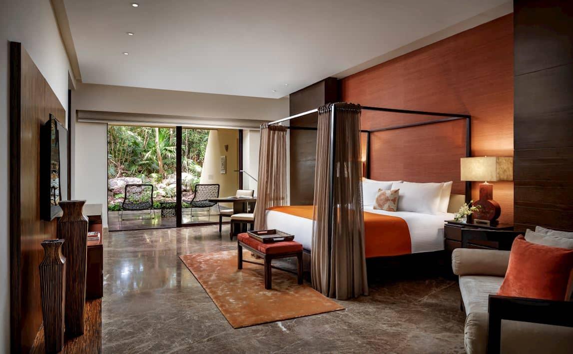 Presidential Suite Nature View in Grand Velas Riviera Maya
