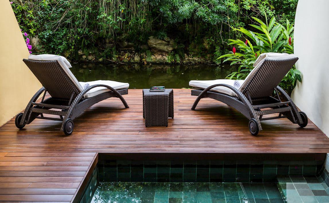 King Pool Suite Nature View Suite in Grand Velas Riviera Maya