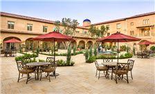 Allegretto Vineyard Resort Paso Robles - Piazza Magica Seating