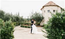 Allegretto Vineyard Resort Paso Robles Weddings - Behind the Abbey