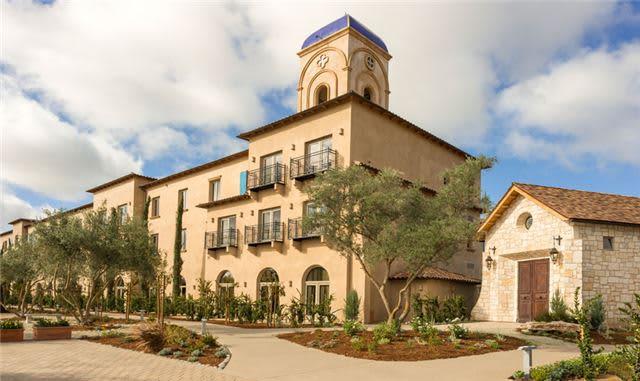 Allegretto Vineyard Resort: a Resort for Wine Lovers
