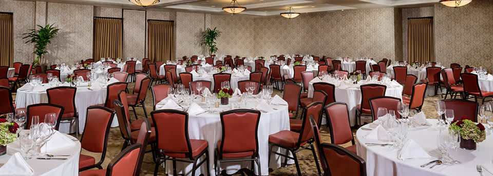 Veneto Ballroom at Allegretto Vineyard Resort Paso Robles