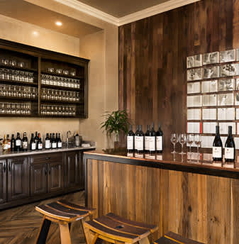 Willow Tasting Room at Allegretto Vineyard Resort Paso Robles
