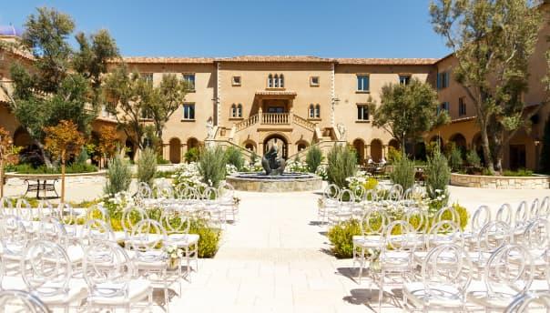 Paso Robles, California Resort Piazza Magica
