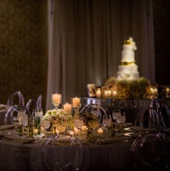 Veneto Ballroom of Allegretto Vineyard Resort Paso Robles