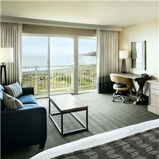 Ocean View King guest rooms with Private Balcony