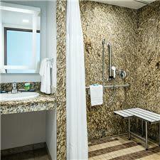 ADA compatible bathrooms