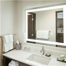 Executive Suite bathroom and vanity