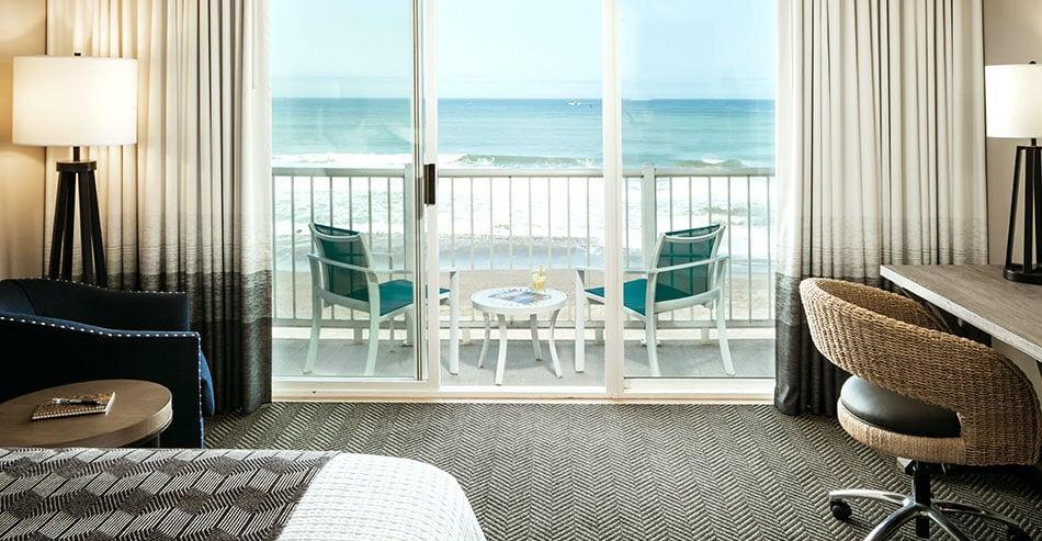 Beachfront Inn Hotel, Brookings Rooms