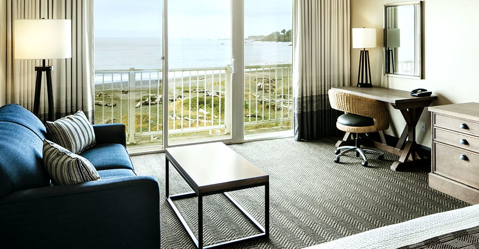Rooms at Beachfront Inn Hotel, Brookings