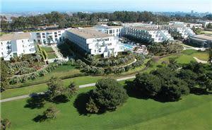 Hilton La Jolla Torrey Pines Hotel - La Jolla, CA