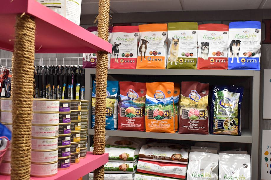 woof gang pet products