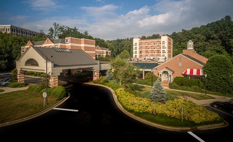 Doubletree by Hilton Asheville - Biltmore at North Carolina