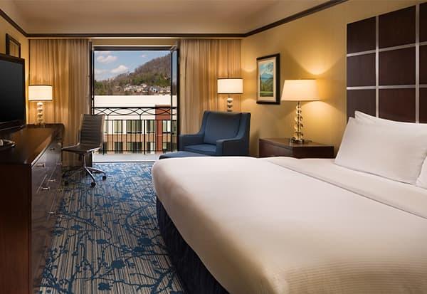 Rooms at Hilton Asheville Biltmore Park