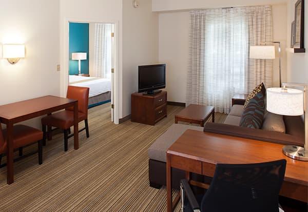 Rooms offered in Residence Inn Biltmore