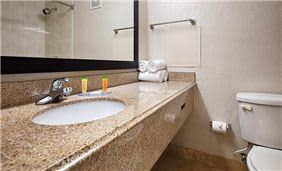 Best Western International Drive, Florida - Bathroom