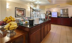 Best Western International Drive, Florida - Breakfast Bar