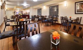 Best Western International Drive, Florida - Breakfast Seating