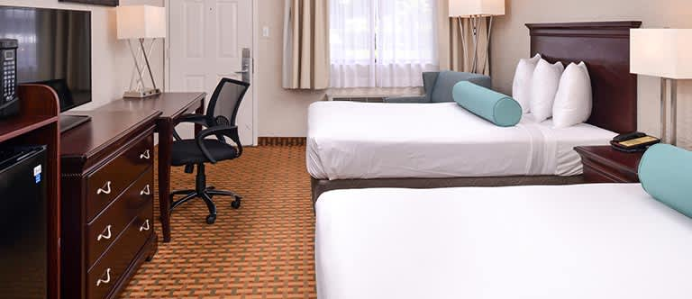 Best Western International Drive Hotel, Florida CAA Rate