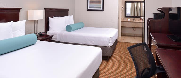 Best Western International Drive Hotel, Florida Courtyard View Rooms