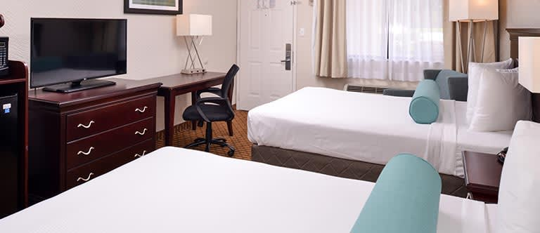 Standard 2 Double Beds at Best Western International Drive Hotel, Florida