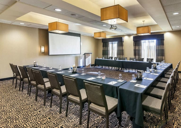 Campbell Meeting Room at Cambria Hotel Pittsburgh Downtown, Pennsylvania