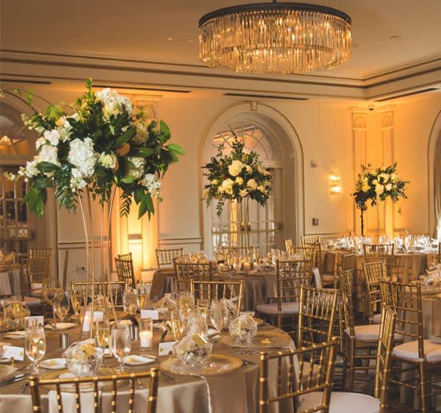 The Cavalier Grand Ballroom