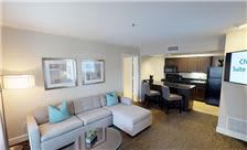 Chase Suite Hotel Brea - Living Area
