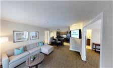 Chase Suite Hotel Brea - Two Bedroom Two Double Bed Suite