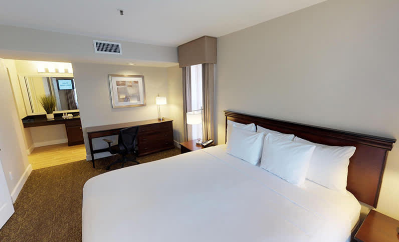 Two Bedroom Two Double Bed Suite