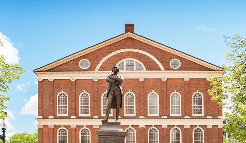 Boston, Massachusetts Faneuil Hall