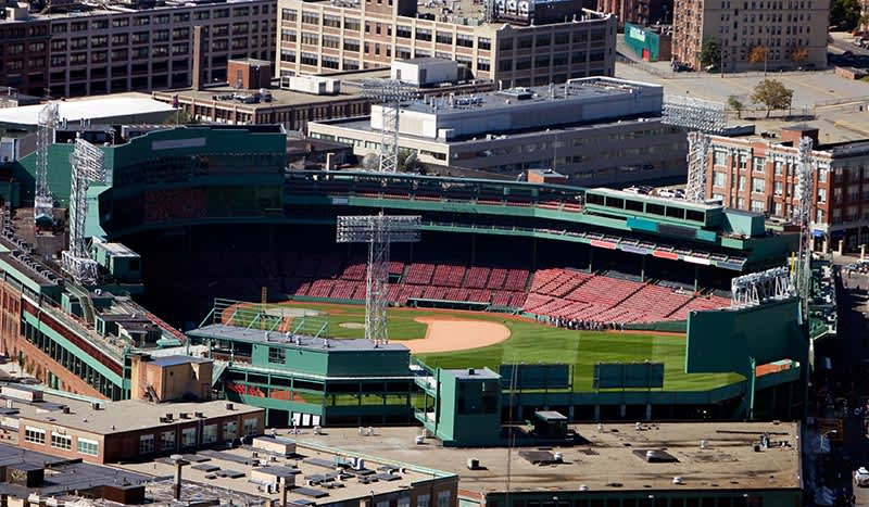Boston, Massachusetts Fenway Park