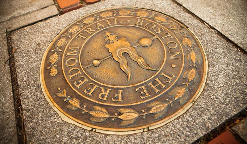 Boston, Massachusetts Freedom Trail