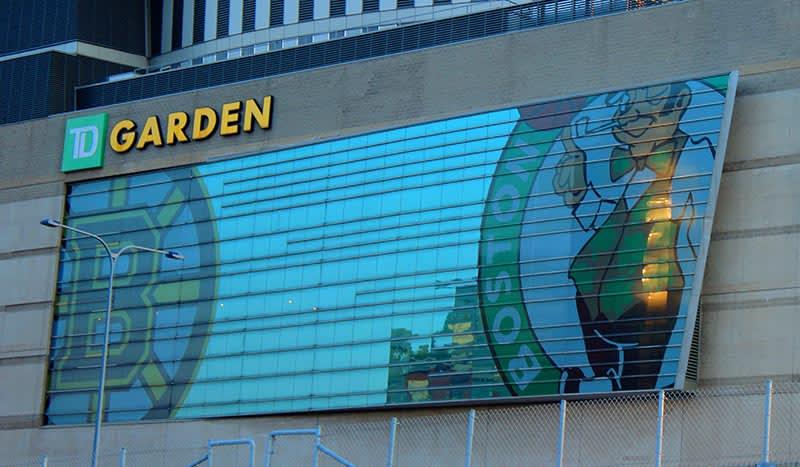 Boston, Massachusetts TD Garden