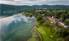 Cooperstown Aerial