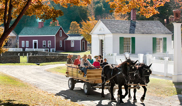The Farmers' Museum at Cooperstown Getaway Hotel, New York