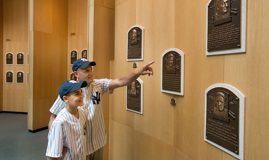Baseball Hall of Fame: