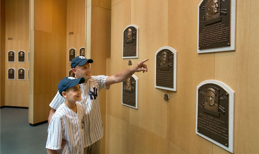 A Spring Visit to The Baseball Hall of Fame in Cooperstown