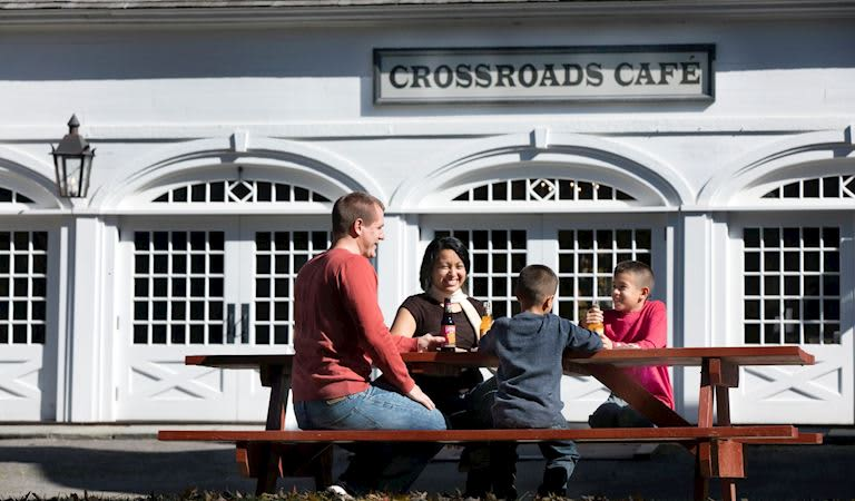 Crossroads Cafe at Cooperstown Hotel