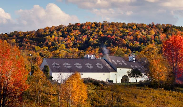 Cooperstown Brewery Ommegang, New York