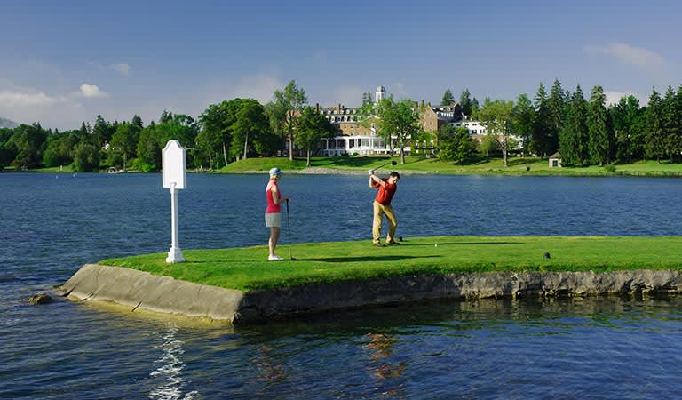Leatherstocking Golf Course, Cooperstown
