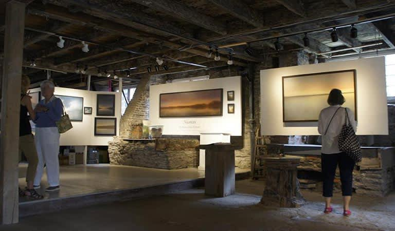 The Smithy Galleries & Clay Studio cooperstown