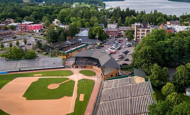 Cooperstown Lodging, New York